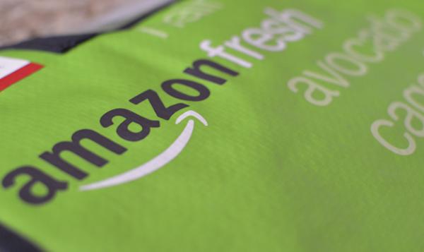 Amazon fresh el supermercado de Amazon