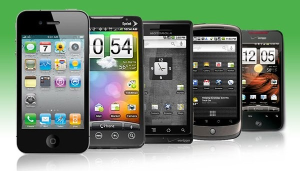 5 increíbles móviles