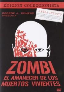 El amanecer de los muertos dirigida por George A. Romero