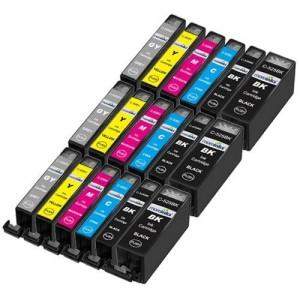 18 Moreinks cartuchos de tinta de impresora compatible