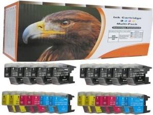 20 cartuchos XL de tinta de impresora compatibles