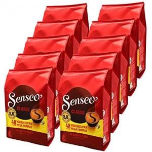 10x Paquetes de Cápsulas de Café Senseo Regular