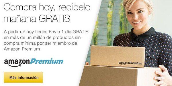 Envíos gratuitos con Amazon Premium