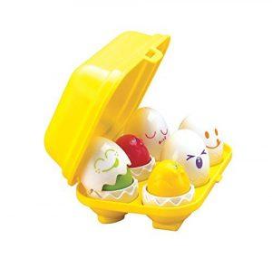 Tomy Infant - Huevos encajables