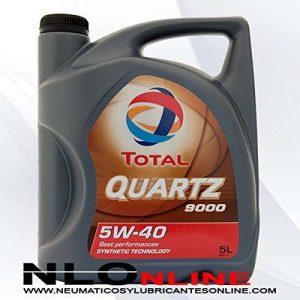 Aceite Lubricante Quartz 9000 5W40