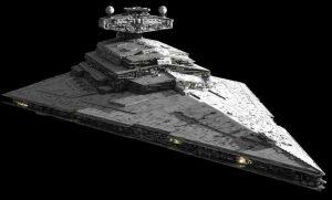 Destructor estelar -LEGO