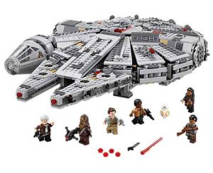 Millennium Falcon- LEGO
