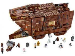 Sandcrawler lego
