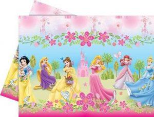 Mantel para fiesta princesas de Disney- Amscan