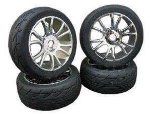 Neumáticos Onroad de Seben- Racing