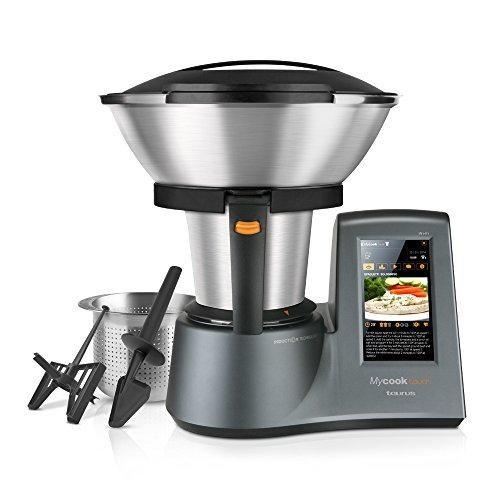 Robot de cocina por inducción