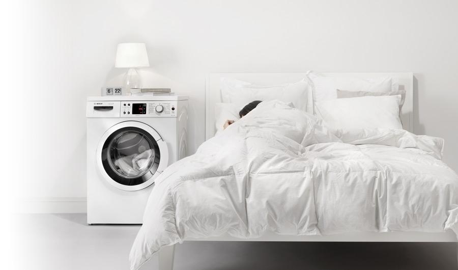 lavadoras silenciosas