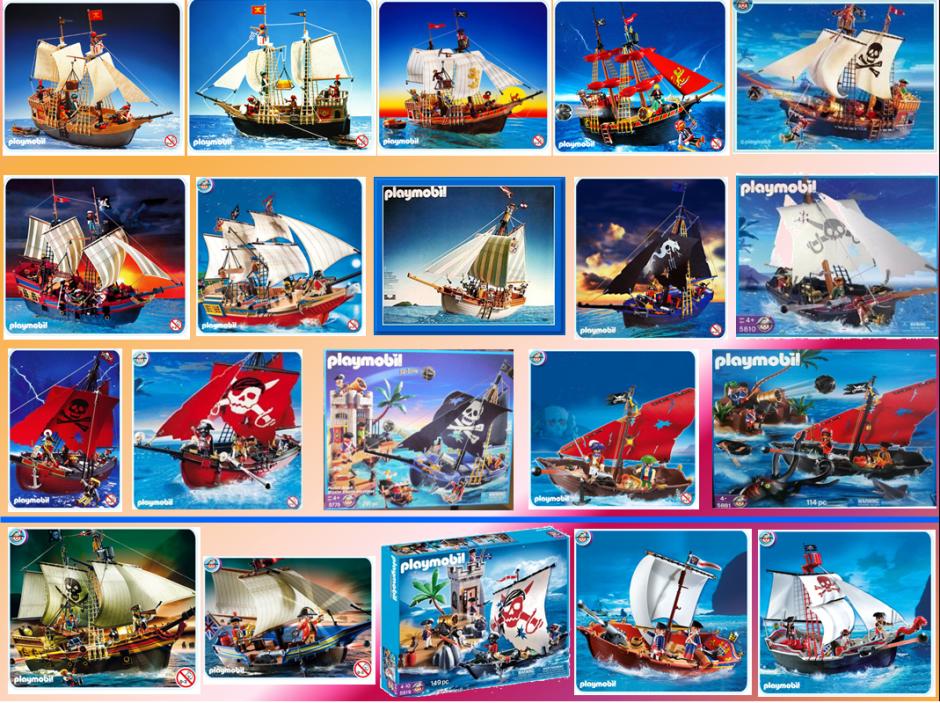 Barco pirata playmobil blog monitorizo for Barco pirata playmobil
