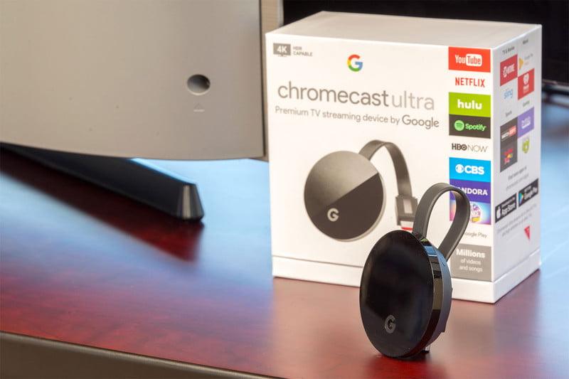 Chromecast Ultra, de tu ordenador a la pantalla de tu tv