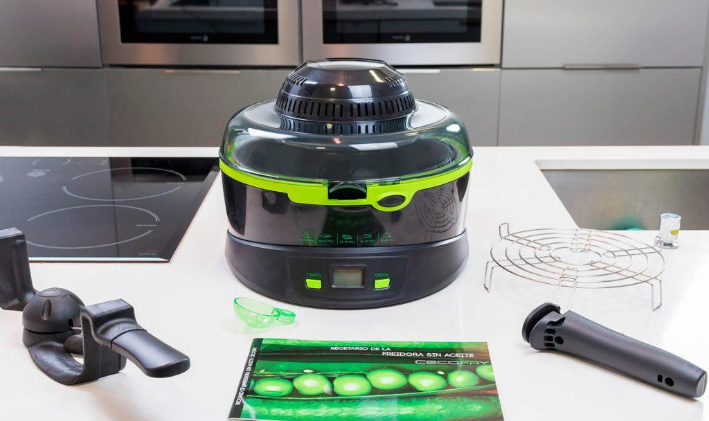 robot de cocina marca cecotec