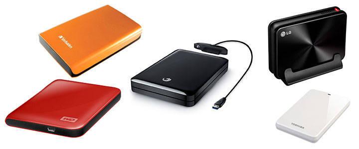 ofertas comprar los mejores discos duros externos