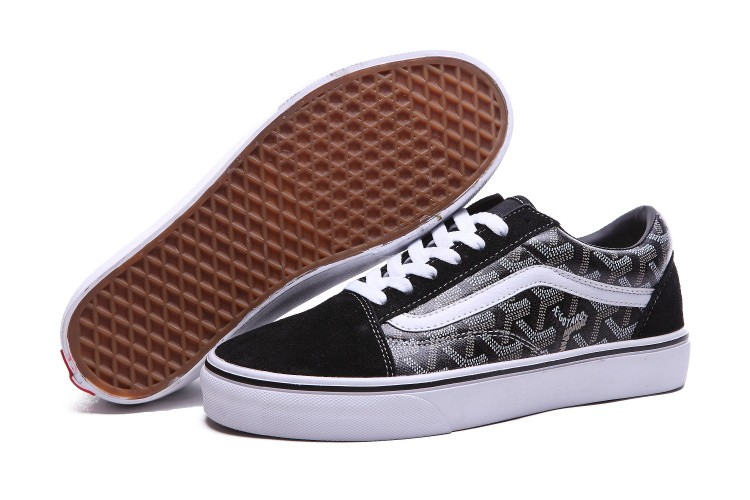 Tipos de calzados realizados por Vans