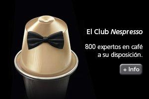 socios del Club Nespresso