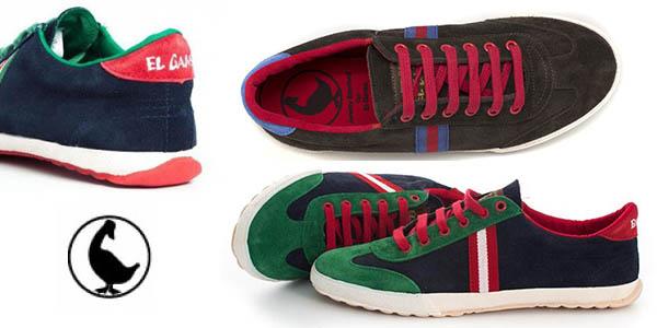 zapatillas de la marca El Ganso