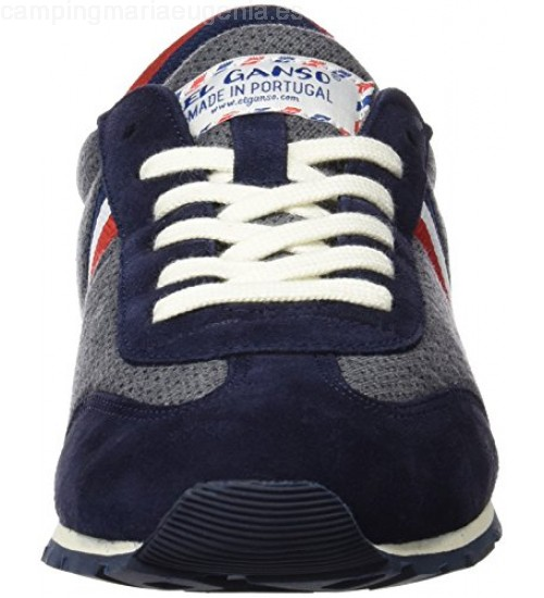 Zapatillas El Ganso Running Gris