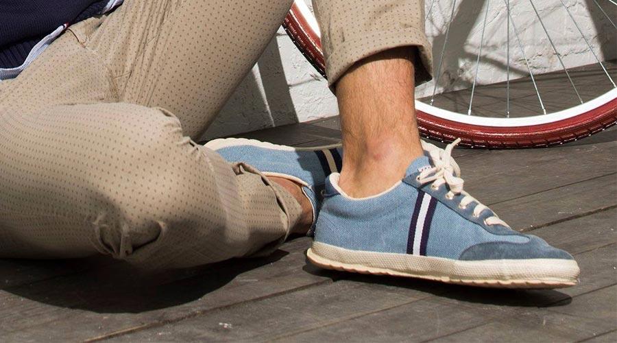 Las zapatillas El Ganso es una compañía de calzado española
