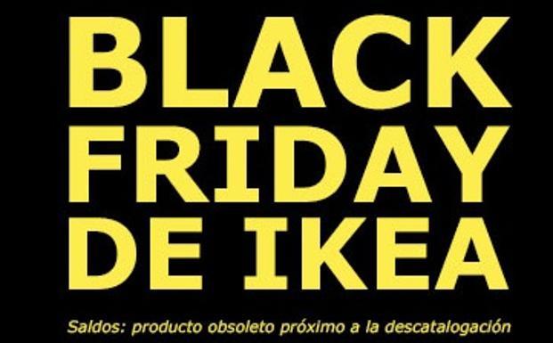 Black Friday en Ikea, catálogo de 60% de descuentos, ofertas y rebajas