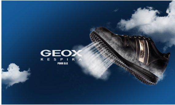 Geox se trata de una marca italiana