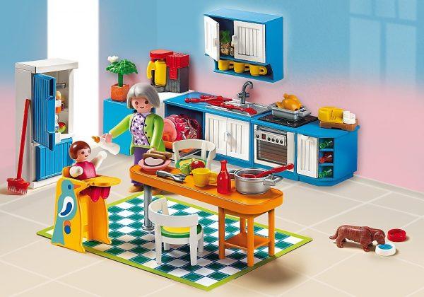 Playmobil - Cocina, set de juego