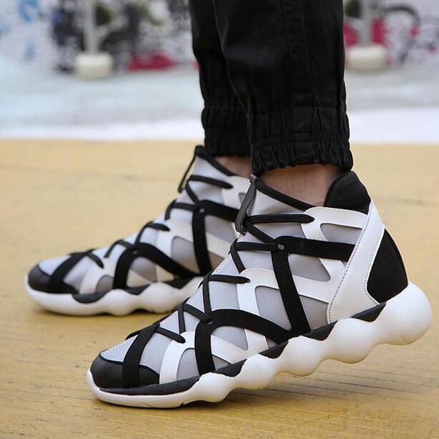 Zapatillas altas y baratas para mujeres y hombres