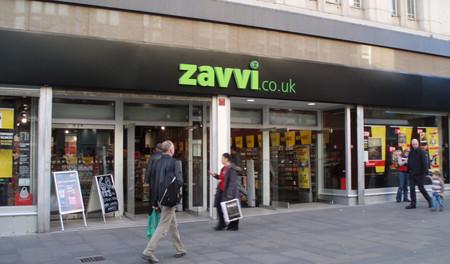 tiendas Zavvi