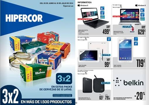 catalogo moda y baño catálogo Hipercor