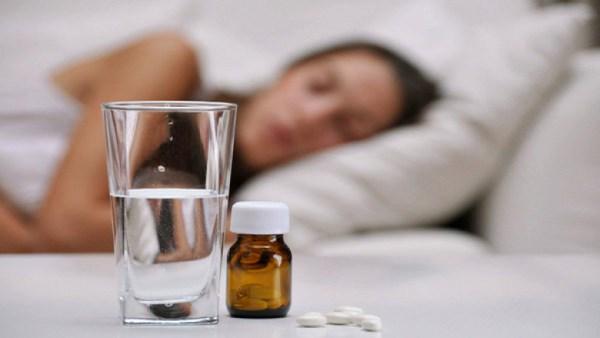 farmacos sedantes o medicamentos para dormir