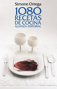 Simone Ortega. 1080 recetas de cocina
