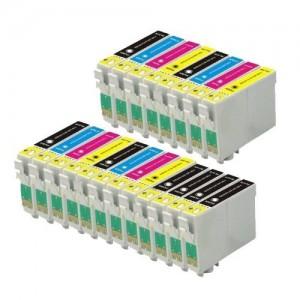 20 compatibles cartuchos de tinta de impresora 4