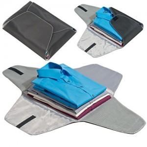 Dobla tu ropa de la forma más sencilla gracias a este plegador