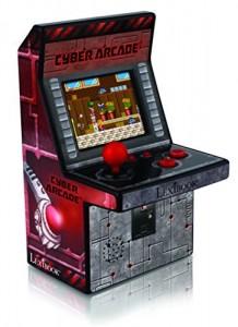 Lexibook - Consola Ciber Arcade, 240 juegos