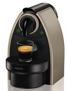 Nespresso Essenza Automatic Earth XN2140 Krups