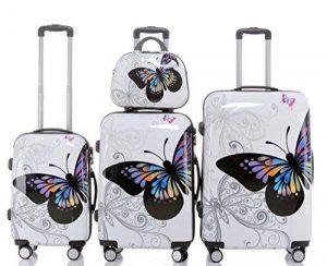 2060 viaje maletas duras Con ruedas conjunto
