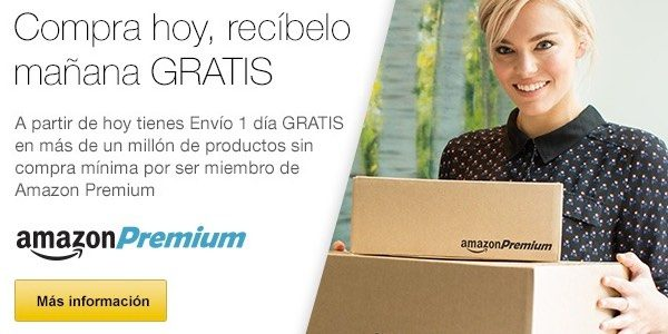 Envíos gratuitos con Amazon Premium