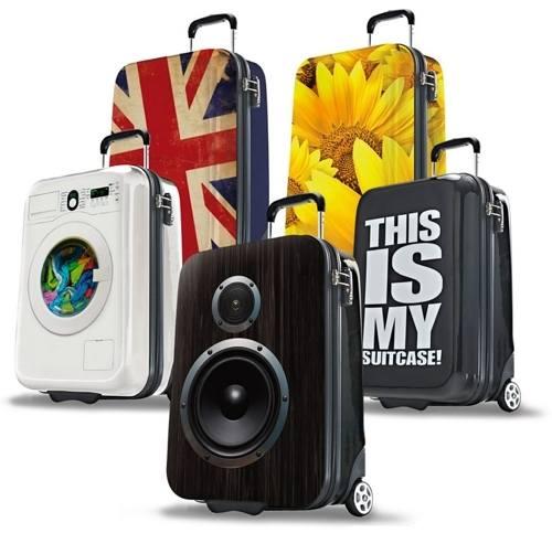 5 diferentes maletas para salir de viaje