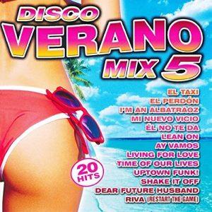 Disco Verano Mix 5