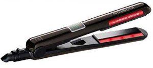 Rowenta Infrared Control - Plancha de pelo, 230ºC