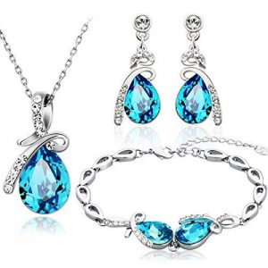 Neoglory Swarovski Elements- Set de Joyas