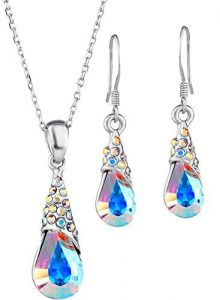 Neoglory Swarovski Elements - Set de Joyas