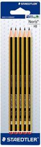 onjunto de lápices. 5 unidades
