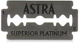 Pack de 100 cuchillas de doble hoja Astra- P&G
