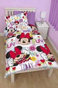Ropa de cama Minnie Mouse