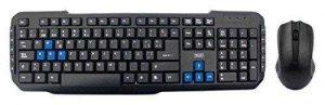 Pack de teclado y ratón inalámbricos- 3Go