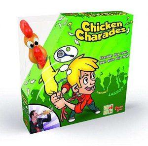 Charade con pollo-University games