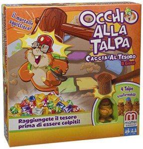 Guaca-Mole en busca del tesoro